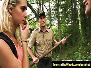 Teensinthewoods Michelle Martinez Slave
