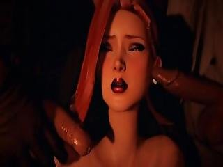 Songbirds Shame - Jessica Rabbit Blowbanged