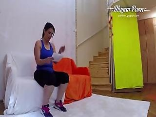Mature Montse Swinger Anal With Neighbor