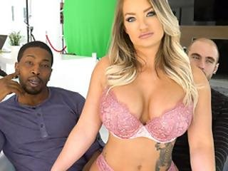 Cali Carter Fucks Bbc In Front Of Cuckold Husband