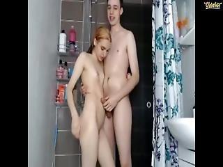 Scarletloveu B Shower