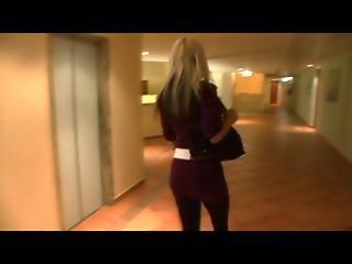 Escort Girl At Hotel
