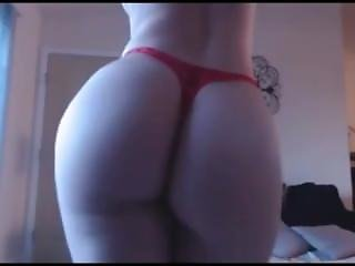 Big Booty Bitch Really Nailed This Strip Tease