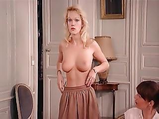 Blonde, Pipe, éjaculation, Sexe En Groupe, Vintage