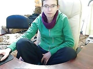 Sexy Girl Mastrubate On Hide Webcam