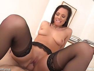 Aidra Fox Big Cock Pov Suck And Fuck