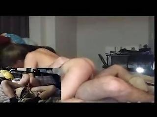 Hot Asian Tomboy Gets Fucked By Big Cock