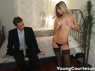 Young Courtesans - Gina Gerson - Dressed Up For A Client