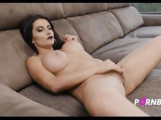 Wilde Ebony lesbische porno