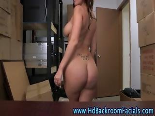 Amateur, Ass, Backroom, Blowjob, Casting, Couch, Facial, Reality