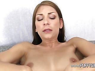 Pussy Stretching Masturbation Solo