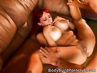 Gorgeous Redhead Cougar Whitney Wonders Enjoys A Big One