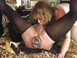 Sexy Gilf Gives Sloppy Deepthroat To Cd Boyfriend