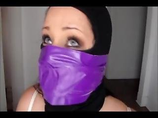 How Many Ways Can A Girl Be Gagged With A Ski Mask