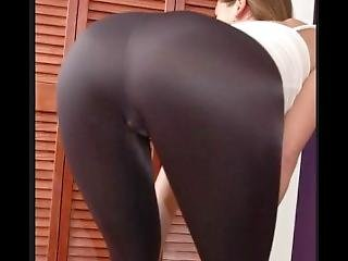 My Hot Girlfriend Gets Fucked So Hard In Yoga Pants