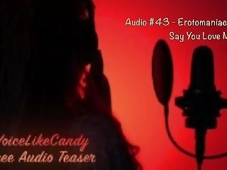 Erotomaniac - Part 2 Teaser - Say You Love Me By Voicelikecandy