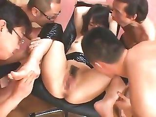 Creampie After Creampie Miss Osawa Is Never Satisfied