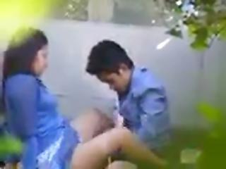 Myanmar Couple Fuck In Park 2