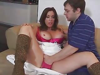 Stepson Fucks His Stepmom