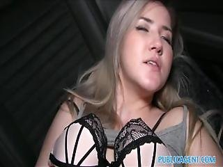 Public Agent Cute Russian Loves Sex For Cash