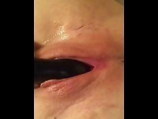 Fat Pussy Squirts And Contracts Up Close