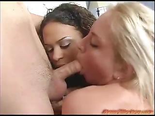 ベビー, ブロンド, フェラチオ, ブルネット, 陰茎, ラティナ, 舐める, AV女優, おまんこ, おまんこをなめる, 身持ちの悪い女, 小さなおっぱい, 3P