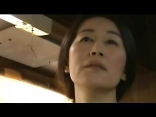asiática, tia, morena, fantasia, japonesa, madura