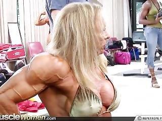 Dianne Solomons - Female Muscle Fitness Motivation