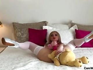 Patricia Goddes Vibrator Teddy