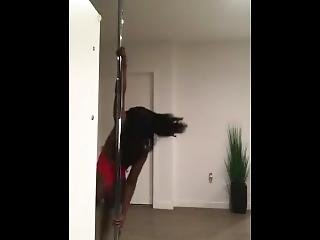 Hoes Twerking On Stripper Pole 2