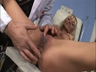Milf Jennifer Toth 039 S Rectal Exam