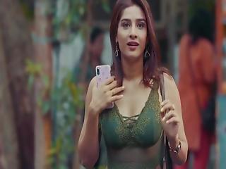 Neha Khan Hot Kissing Scene