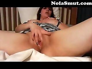Chubby Teen Masturbate On Webcam