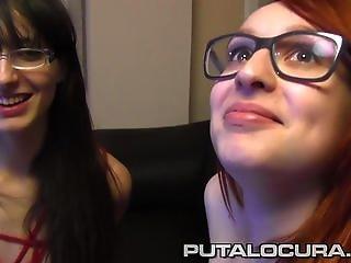 PUTA LOCURA Hot Amateur Latin Lesbian Teens