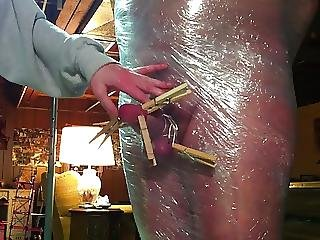 Amateur, Bdsm, Blowjob, Handjob, Wrapped
