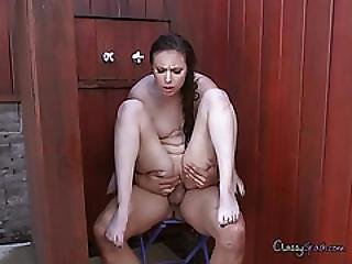 Hot Cheater Sucks And Fucks Lover While Husband Is Away