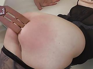 Older Woman Spanks A Young Girl
