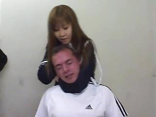 Choke Out Asian