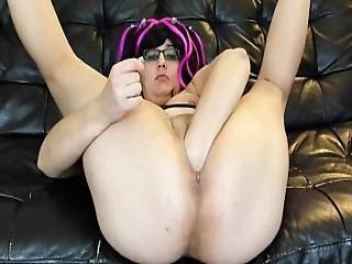 Vanessa Cox Fisting Vibrator Fuck Meaty Pussy Loose Slut
