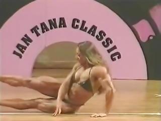 Yaxeni Oriquen At The 1997 Jan Tana Classic