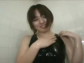 Japanese Softcore Nipple Tease