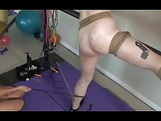 Aerobics For The Slave Girl