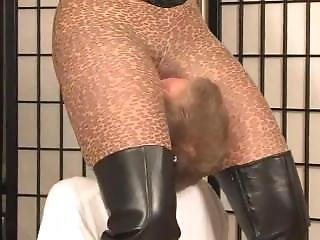 Sexy Facesitting In Cheetah