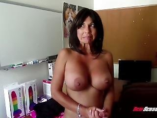 Monica Love Interview 1st Day Of Porn
