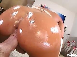 August Ames Doing Pov Blowjob And Fucking