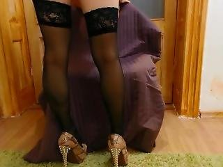Fétiche, Jambes, Sexy, Solo