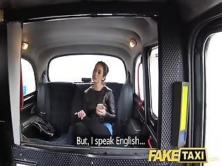 Fake Taxi Amateur Girl Fucked Hard