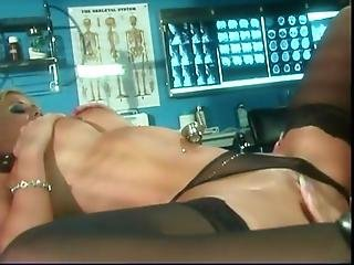 Black Stockings Krystal Steal And Nikki Benz Play Together