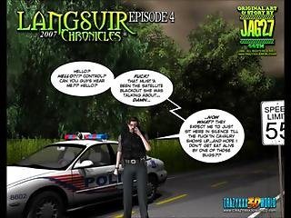 3d Comic Langsuir Chronicles 4
