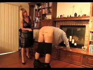 Wife Caning